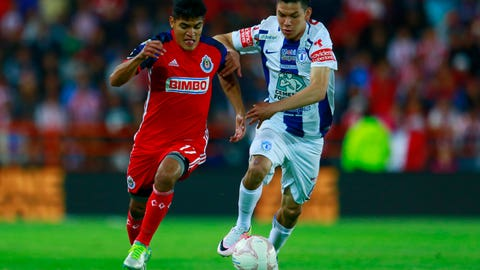 Chivas vs. Pachuca - Sunday, 9 pm