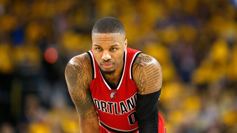 Damian Lillard (Denver Nuggets)