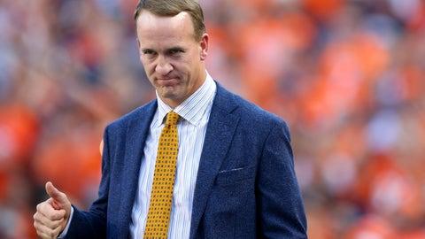 Peyton Manning, ubiquitous ad spokesman (retired)