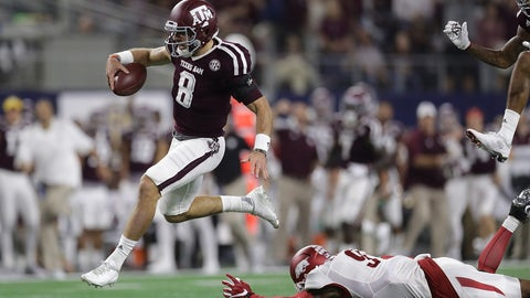 Trevor Knight's mobility