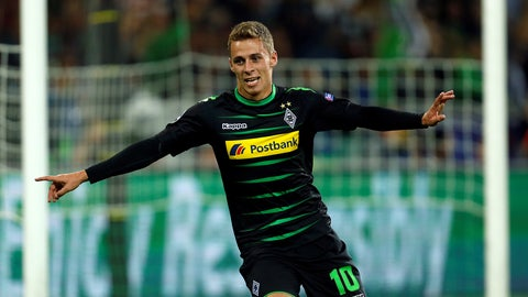 Thorgan Hazard -- Borussia Moenchengladbach