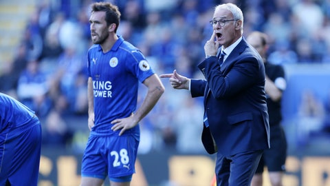 Leicester City vs. FC Copenhagen: Foxes have a chance to run away with Group G