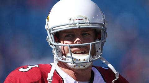 Carson Palmer, Cardinals
