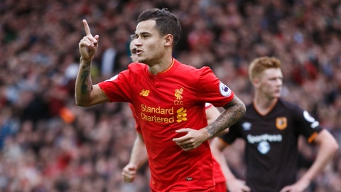 Will Coutinho produce some magic?