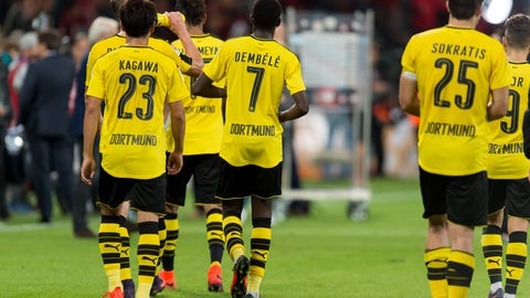 Sporting Lisbon vs. Borussia Dortmund: Who is the real BVB?