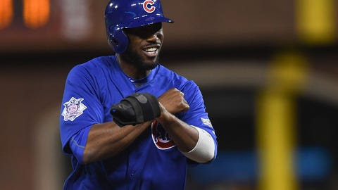 Dexter Fowler's one-year deal