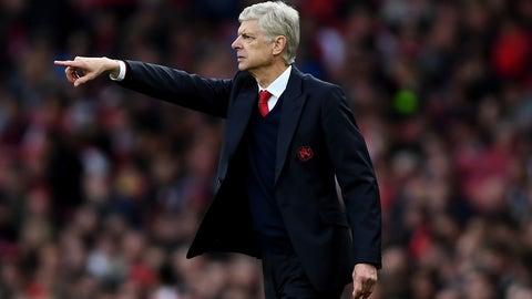 Arsene Wenger - Arsenal