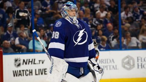 Andrei Vasilevskiy - Tampa Bay Lightning