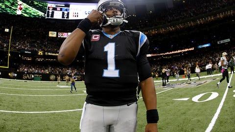 Carolina Panthers (last week: 25)