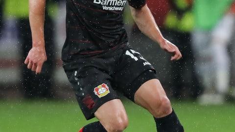 Julian Baumgartlinger -- Bayer Leverkusen