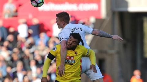 Swansea finally defend