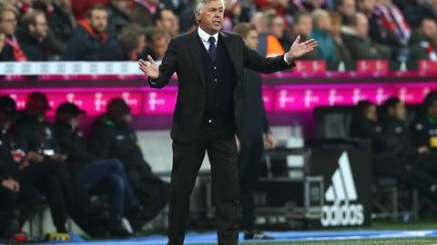 Carlo Ancelotti - Bayern Munich