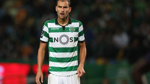 Bas Dost -- Sporting CP