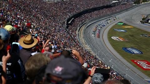 Go to a NASCAR race (bring earplugs)