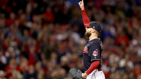 Corey Kluber isn't pitching every game