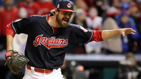 Can the Indians keep riding Andrew Miller?