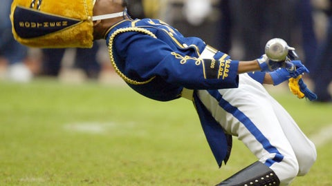 Enjoy the halftime show at a HBCU game