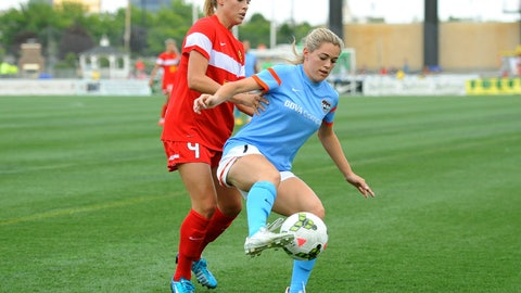 Kealia Ohai, forward (Houston Dash)