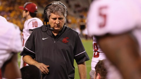 Mike Leach is chickensh--