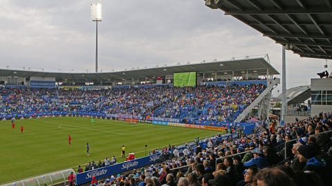Montreal Impact: 20,669 (97.2%)