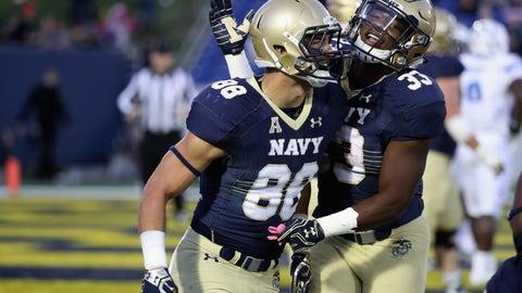 Navy (5-1), re-rank: 22