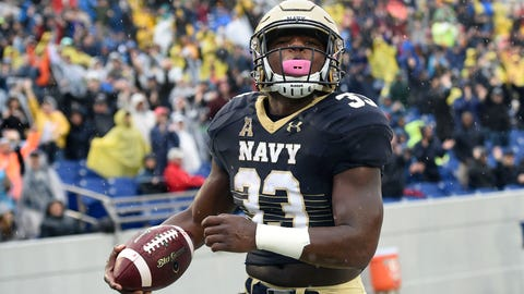 Navy vs. Temple (+3)