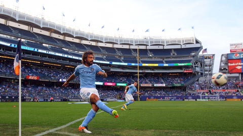 New York City FC (USA): $255 million