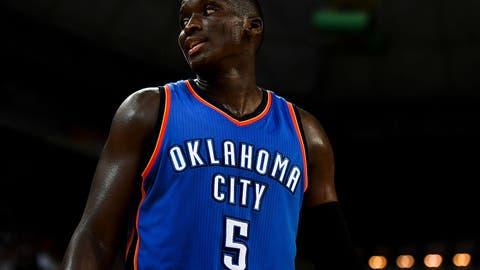 Victor Oladipo, SG, Oklahoma City Thunder