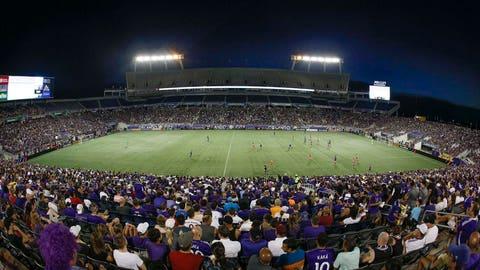 Orlando City: 31,324 (132%)