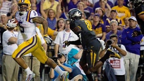 Derrius Guice, RB, LSU (Citrus Bowl)