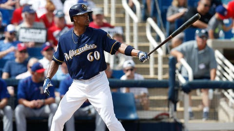 Dec. 23, 2015: Traded Jason Rogers to the Pittsburgh Pirates for Trey Supak and Keon Broxton