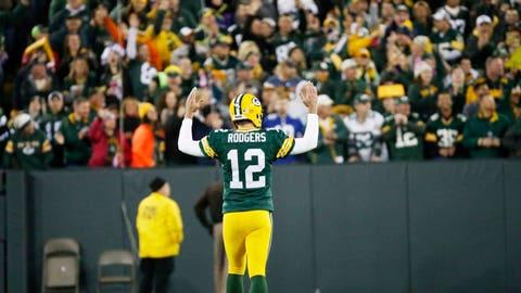 Green Bay Packers (last week: 3)