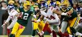 PHOTOS: Green Bay Packers vs. New York Giants