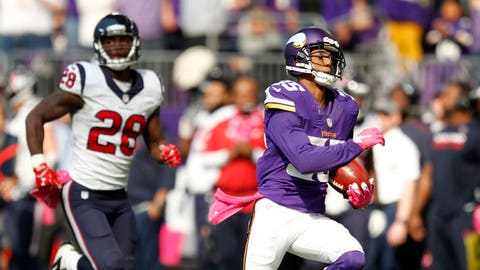 Special teams have played a key role in the hot start, though Blair Walsh's struggles are concerning