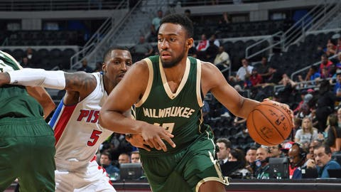 Jabari Parker, Bucks forward