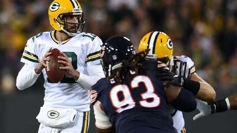 Packers: Find offensive balance