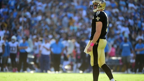 Saints: Make Drew Brees feel comfortable