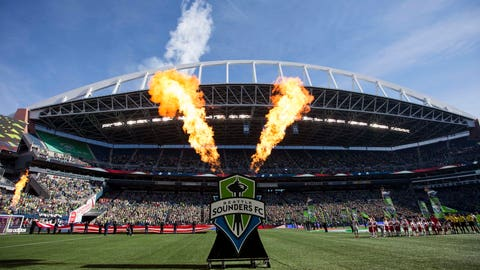 Seattle Sounders: 42,636 (89.7%)