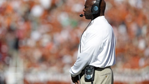 Will someone fire Charlie Strong already?