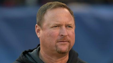 Tim Drevno, Michigan offensive coordinator  (job candidate)