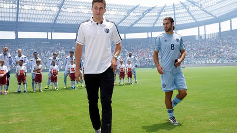 Sporting KC - What happened to Matt Besler and Graham Zusi?