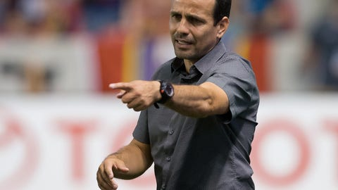 FC Dallas, Oscar Pareja: A