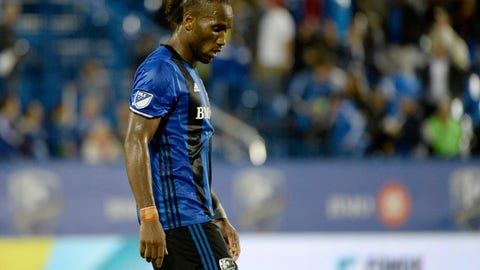 Montreal Impact - What to do with Didier Drogba?