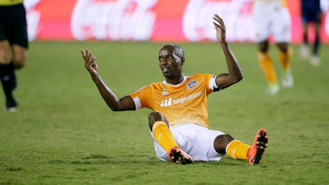 Houston Dynamo - They're a mess
