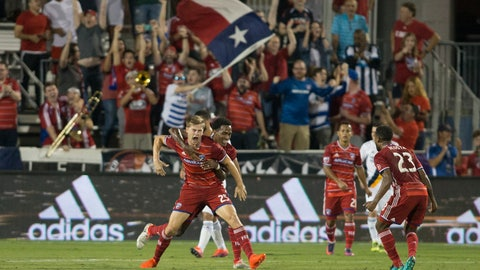 FC Dallas - Chasing the treble