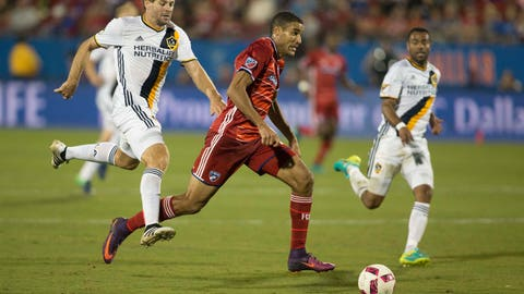 LA Galaxy vs. FC Dallas - Sunday, 4 pm (FS1)