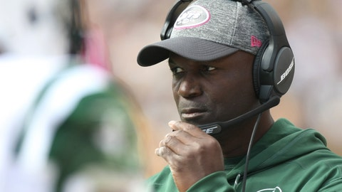 Todd Bowles also suffered a brain fart