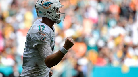 Dolphins 30, Steelers 15