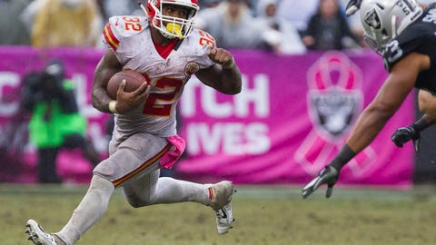 Chiefs 26, Raiders 10