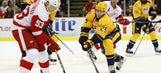 Predators LIVE To Go: Preds fall to Red Wings 5-3